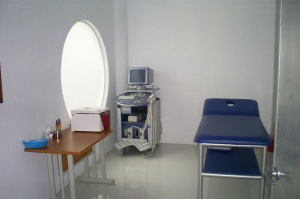 Medical treatment room 1